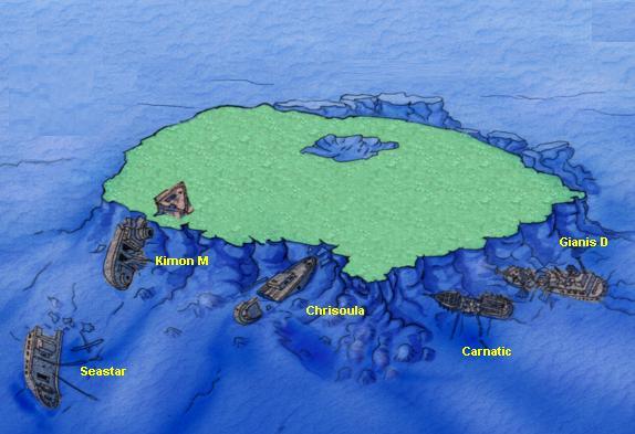 дайвинг сафари Красное море Abu Nuhas
